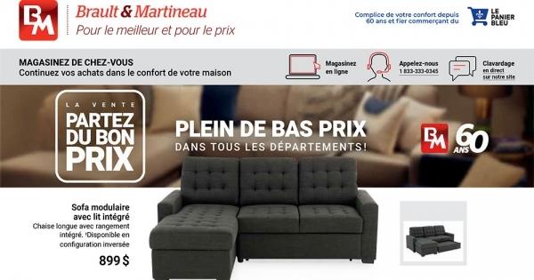 Circulaire Brault et Martineau du 7 au 27 Janvier 2021